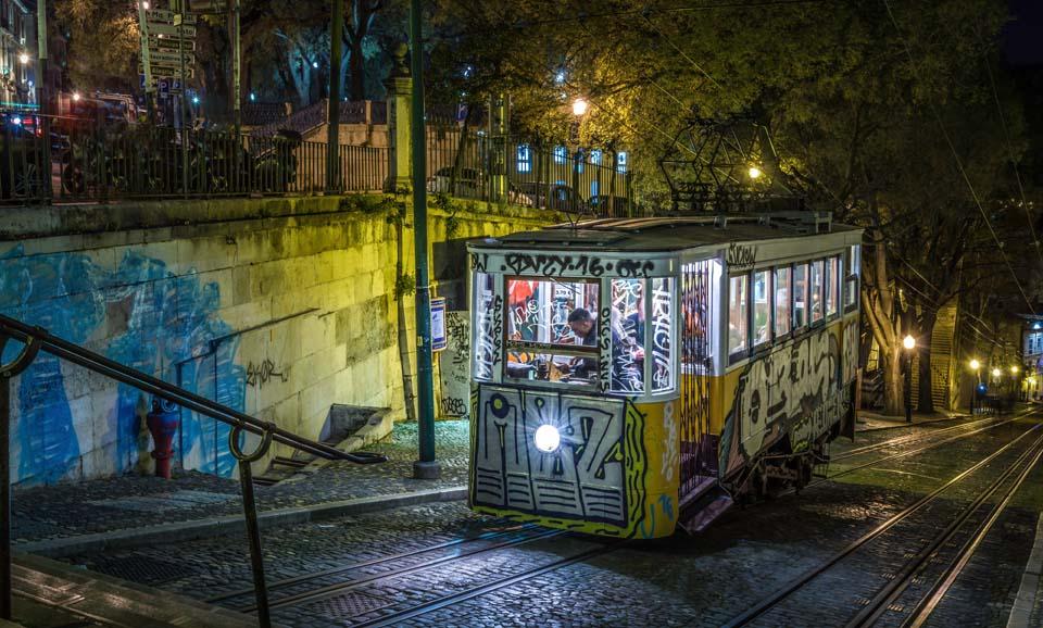 Lissabon Tram 2 Motiv 1416 |  |