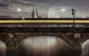 Lombard Brücke Motiv 1419 | Charles Schrader |