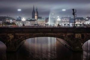 Lombardbrücke 2 Motiv 1420 | Charles Schrader |
