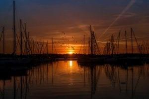 Sunset Motiv 1443 | Charles Schrader |