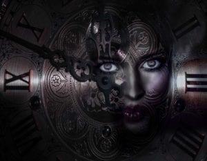 Time Bandits Tänzerin der Nacht Motiv 1445 | Charles Schrader |
