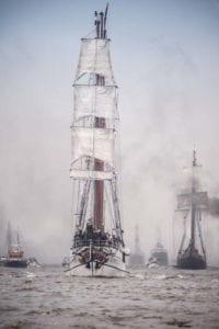 Segelschiff Regen Hafengeburtstag Motiv 1631 | Stefan Karstens |