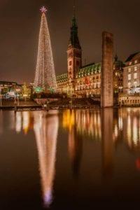 Weihnachtsbaum Rathaus Motiv 1633 | Stefan Karstens |